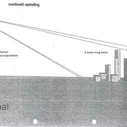 Westlandwells in de groenstrook?